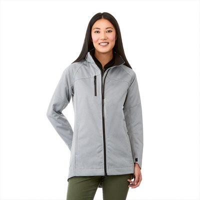 Bergamo Softshell Jacket - Womens - (printed with 1 colour(s)) TM92906_ELE