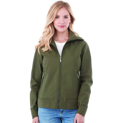 Kendrick Softshell Jacket - Womens - (printed with 1 colour(s)) TM92935_ELE