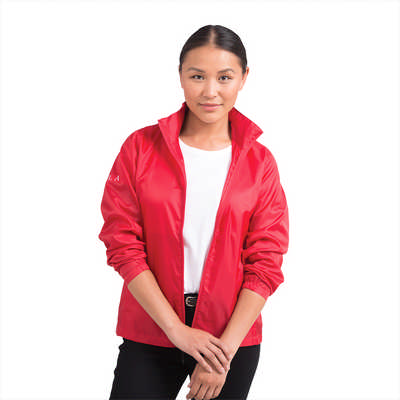 Darien Packable Lightweight Jacket - Womens - (printed with 1 colour(s)) TM92983_ELE
