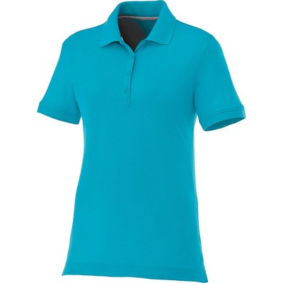 Crandall Short Sleeve Polo - Womens - (printed with 4 colour(s)) TM96222_ELE