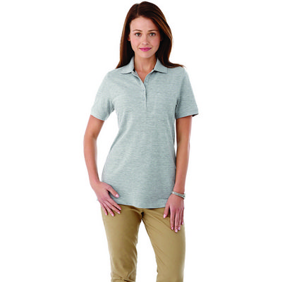 Banfield Short Sleeve Polo - Womens - (printed with 1 colour(s)) TM96223_ELE