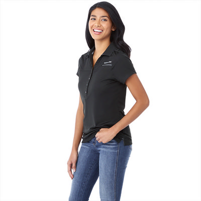 Wilcox Short Sleeve Polo - Womens - (printed with 1 colour(s)) TM96309_ELE