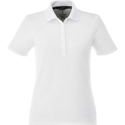 Dade Short Sleeve Polo - Womens - (printed with 1 colour(s)) TM96398_ELE