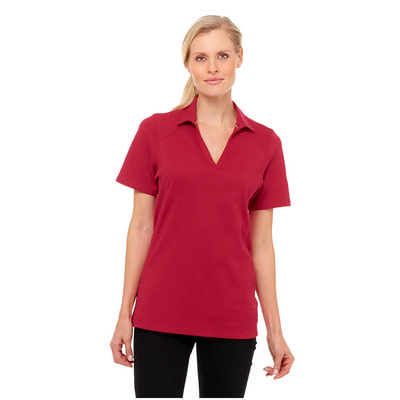 Jepson Short Sleeve Polo - Womens - (printed with 1 colour(s)) TM96608_ELE