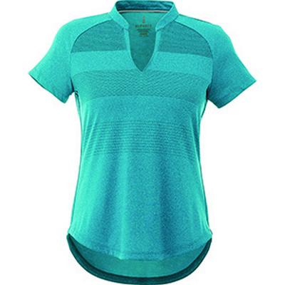 Antero Short Sleeve Polo - Womens - (printed with 4 colour(s)) TM96703_ELE