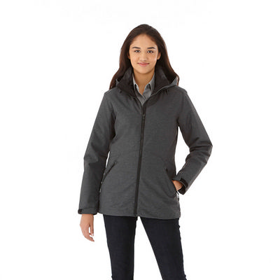 Delamar 3-in-1 Jacket - Womens - (printed with 4 colour(s)) TM99305_ELE