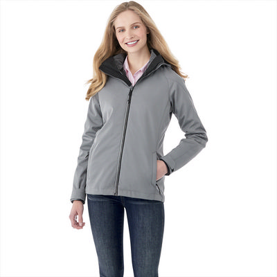 Arlington 3-in-1 Jacket-womens - (printed with 1 colour(s)) TM99307_ELE