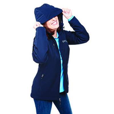 Bryce Insulated Softshell Jacket - Womens - (printed with 1 colour(s)) TM99531_ELE