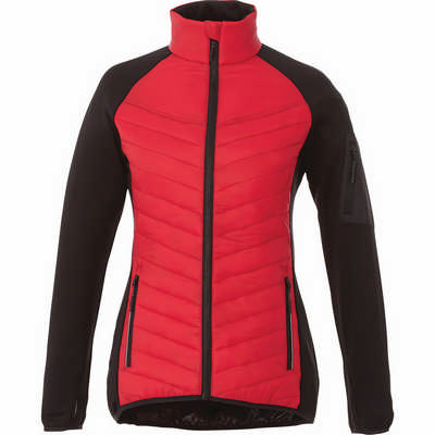 Banff Hybrid Insulated Jacket - Womens - (printed with 1 colour(s)) TM99602_ELE