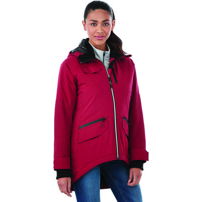 Breckenridge Insulated Jacket - Womens - (printed with 1 colour(s)) TM99651_ELE