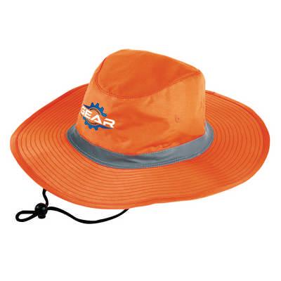 Hi Vis Reflector Safety Hat 3900_LEGEND