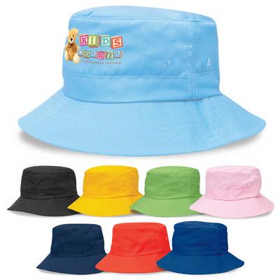 Kids Twill Bucket Hat Wtoggle 4363_LEGEND