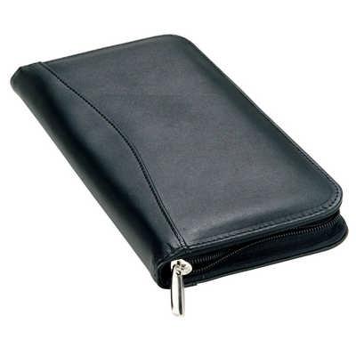 Bonded Leather Travel Wallet B253_LEGEND