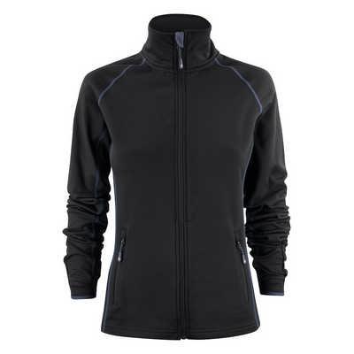 James Harvest Miles Womens Fleece Jacket JH105W_LEGEND