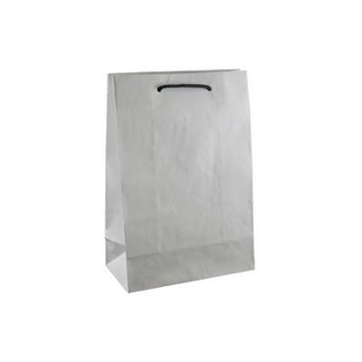 Junior Deluxe White Kraft Paper Bag KBWJR_EZI