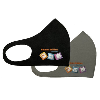 Single Layer Face Protection Mask - (printed with 1 colour(s)) GP066_EZI