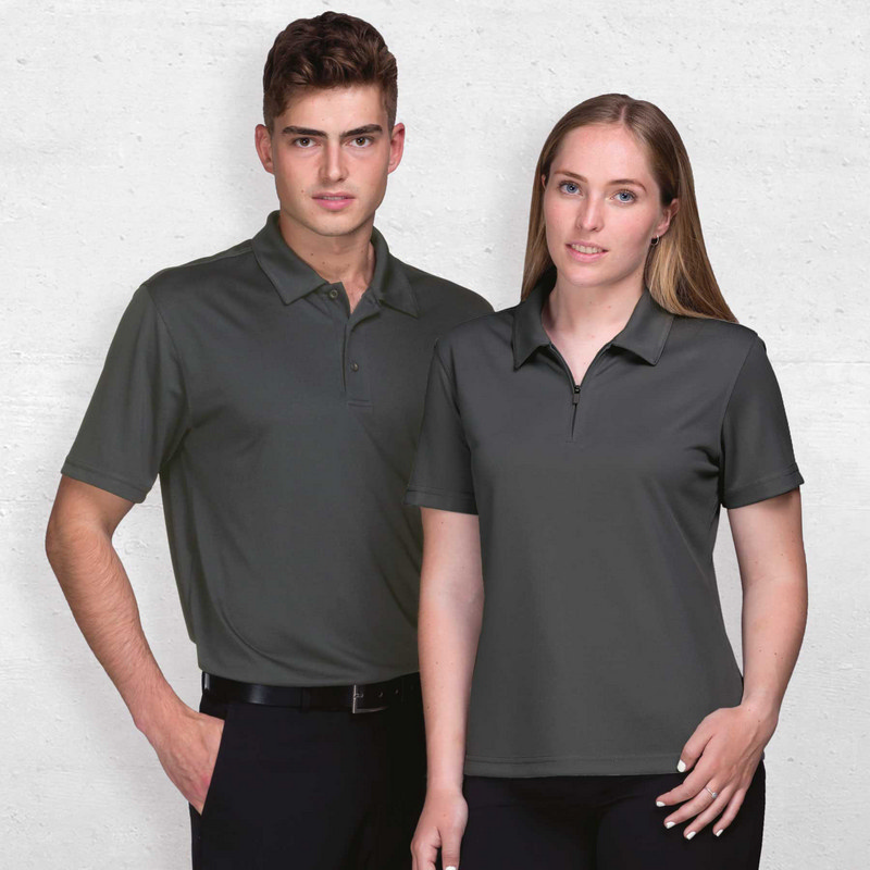 Dri Gear Axis Polo - Mens DGAXP_GFL