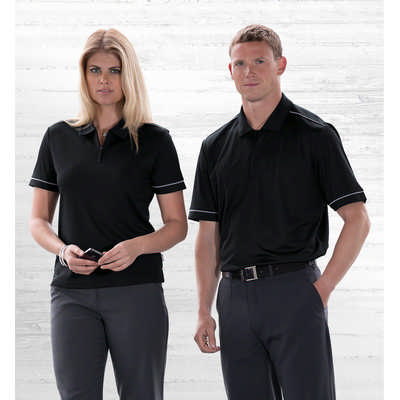 Dri Gear Matrix Polo - Mens DGMP_GFL