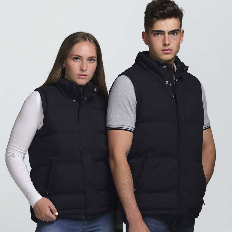 smpli Junction Puffa Vest SIJPV_GFL