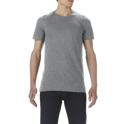 Anvil Adult Lightweight Long and Lean Tee Colours 5624_COLOURS_GILD