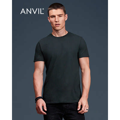 Anvil Adult Lightweight Tee Colours 980_COLOURS_GILD