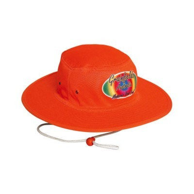 Luminescent Safety Hat With Toggle 3024_HDW