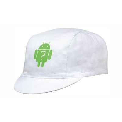 3 Panel Cycling Cap With Short Peak 3805_HDW