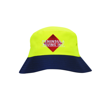 Luminescent Safety Bucket Hat 3929_HDW