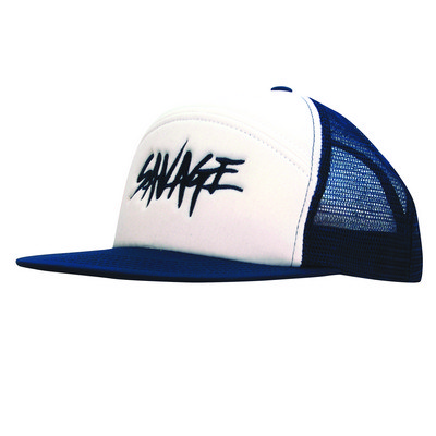 6 Panel A Frame Foam Front Cap With Mesh 4159_HDW