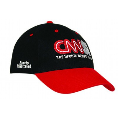 6 Panel Heavy Brushed Cotton Cap 4199_HDW