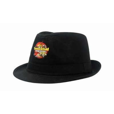 Fedora Cotton Twill Hat  4279_HDW