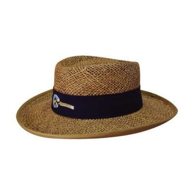 Natural Classic Style String Straw Hat S4286_HDW