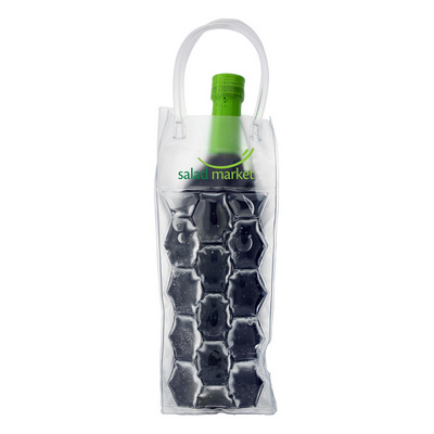 Gel Wine Tote - (printed with 1 colour(s)) B-601_HC