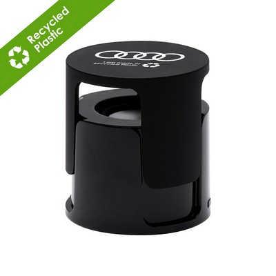 Ruma Wireless Speaker In Recycled Abs - Black FD500.ECO.06.FD_PB