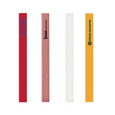 Branded Carpenter Pencil - (printed with 1 colour(s)) G55021_PB