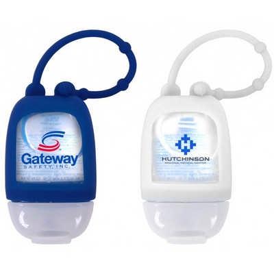 Zanzitiser Hand Sanitiser - 62% Ethyl-alcohol - (printed with 1 colour(s)) H307_PB