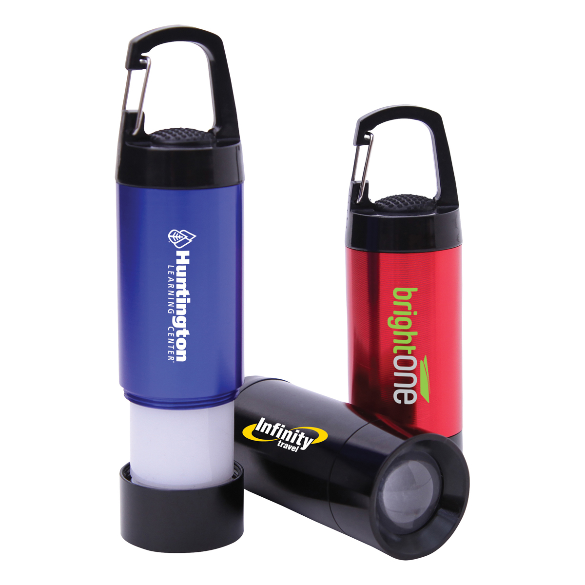 Fire-Bright 2-In-1 LED Flashlight / Lantern - (printed with 1 colour(s)) L-174_HC