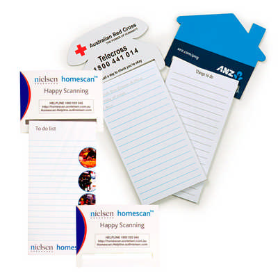 Van Shaped To Do Lists  - (printed with 1 colour(s)) M407C _PB