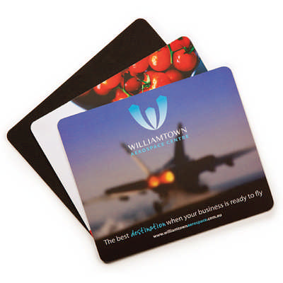 Deluxe Mouse Mat  - (printed with 1 colour(s)) MM102D_PB