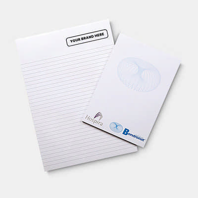A4 Note Pad (50 Leaves Per Pad) - (printed with 1 colour(s)) PP102A_PB
