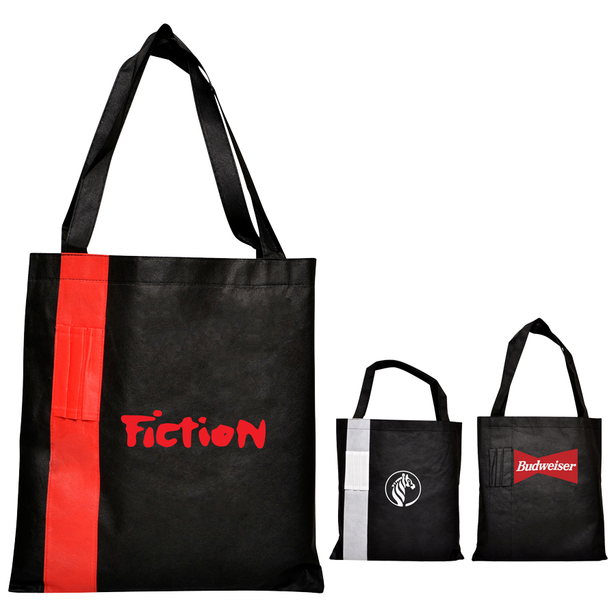 Executive Non-Woven Tote Bag  - (printed with 1 colour(s)) RB1011_PB