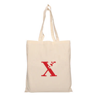 Calico Tote Bag - (printed with 1 colour(s)) RB1018_PB