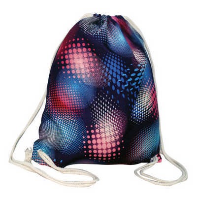 Full-Colour Drawstring Bag - (printed with 4 colour(s)) RB1025_PB