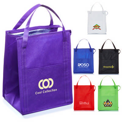Grocery Cooler Bag - (printed with 1 colour(s)) RB1030_PB