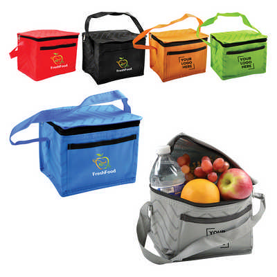 Lunch-time Cooler Bag - (printed with 1 colour(s)) RB1033_PB