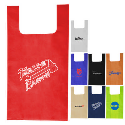 Grocery Tote Bag - (printed with 1 colour(s)) RB200_PB