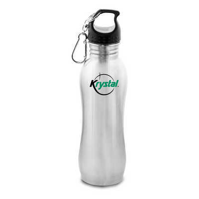 La Jolla Water Bottle - (printed with 1 colour(s)) S703_PB