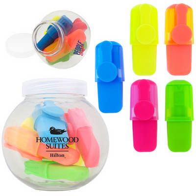 Jug O` Highlighters  - (printed with 1 colour(s)) T327_PB