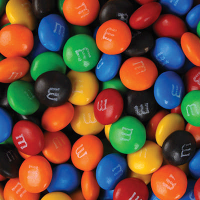 Assorted Colour M&M s LL33000_LL