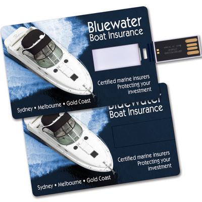 Credit Card Flash Drive  LL9605_LL